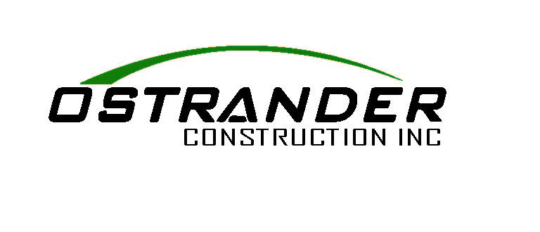 Ostrander Construction Logo
